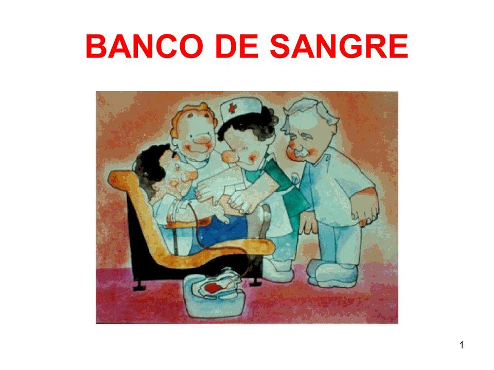 BANCO DE SANGRE