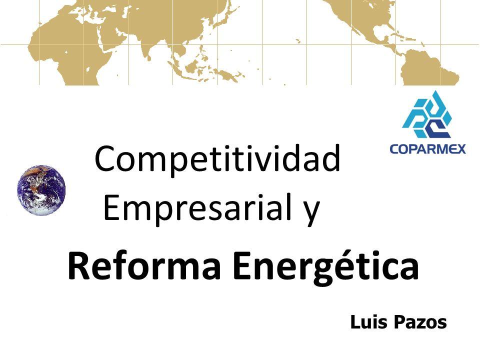 Competitividad Empresarial y