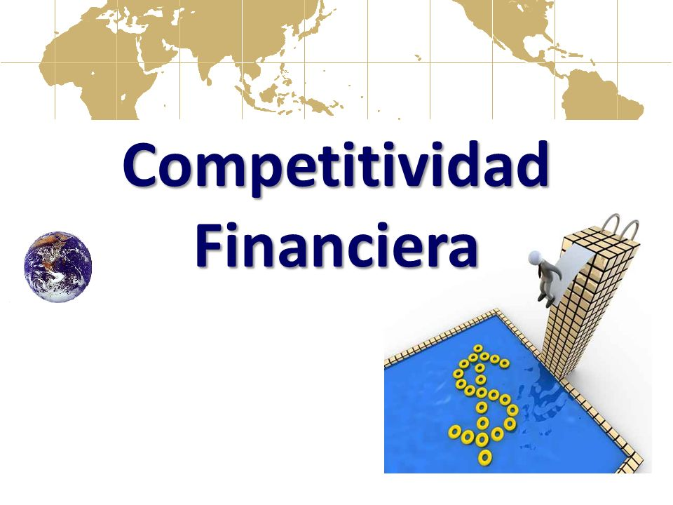 Competitividad Financiera