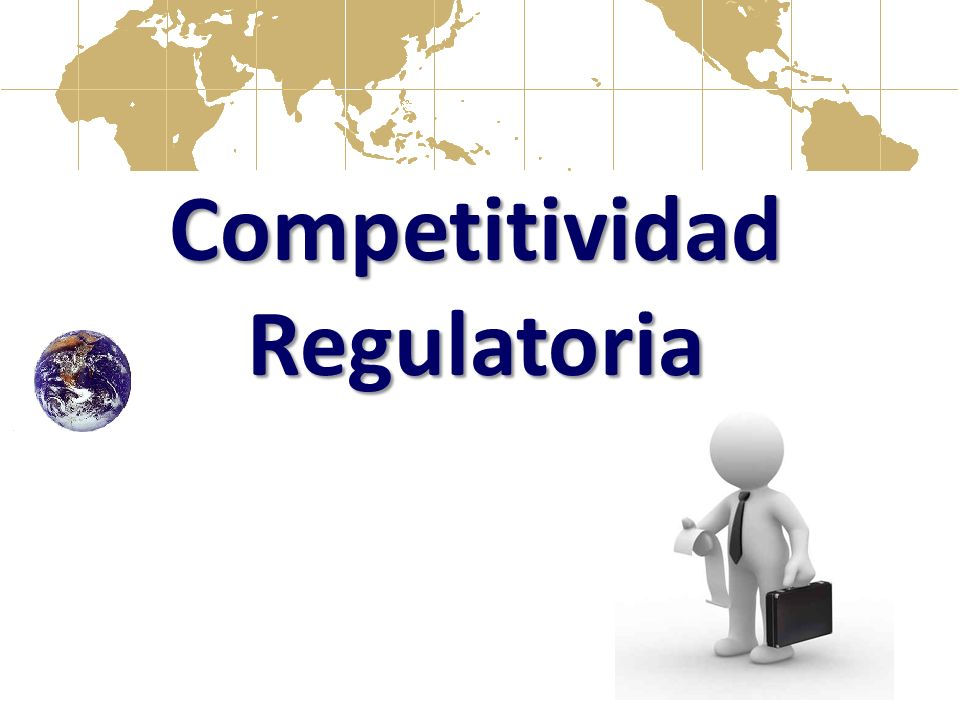 Competitividad Regulatoria
