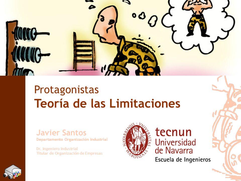 Teoría de las Limitaciones