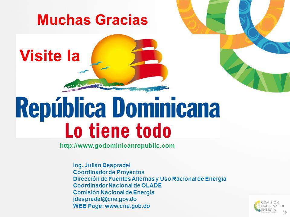 Visite la Muchas Gracias http://www.godominicanrepublic.com