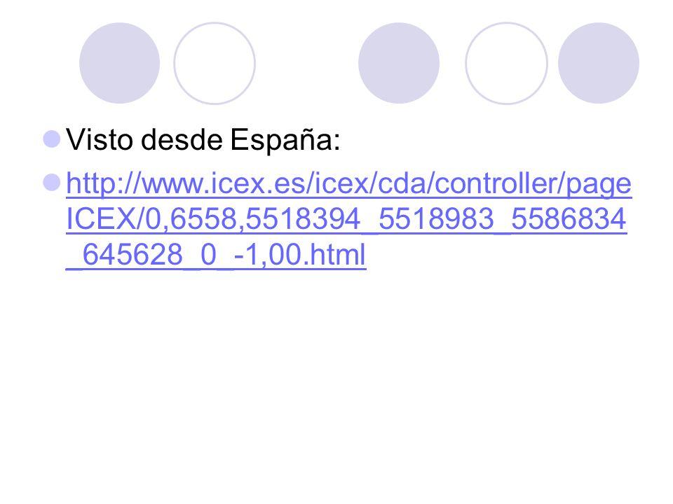 Visto desde España: http://www.icex.es/icex/cda/controller/pageICEX/0,6558,5518394_5518983_5586834_645628_0_-1,00.html.
