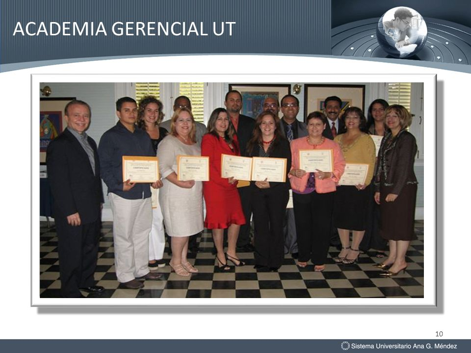 ACADEMIA GERENCIAL UT