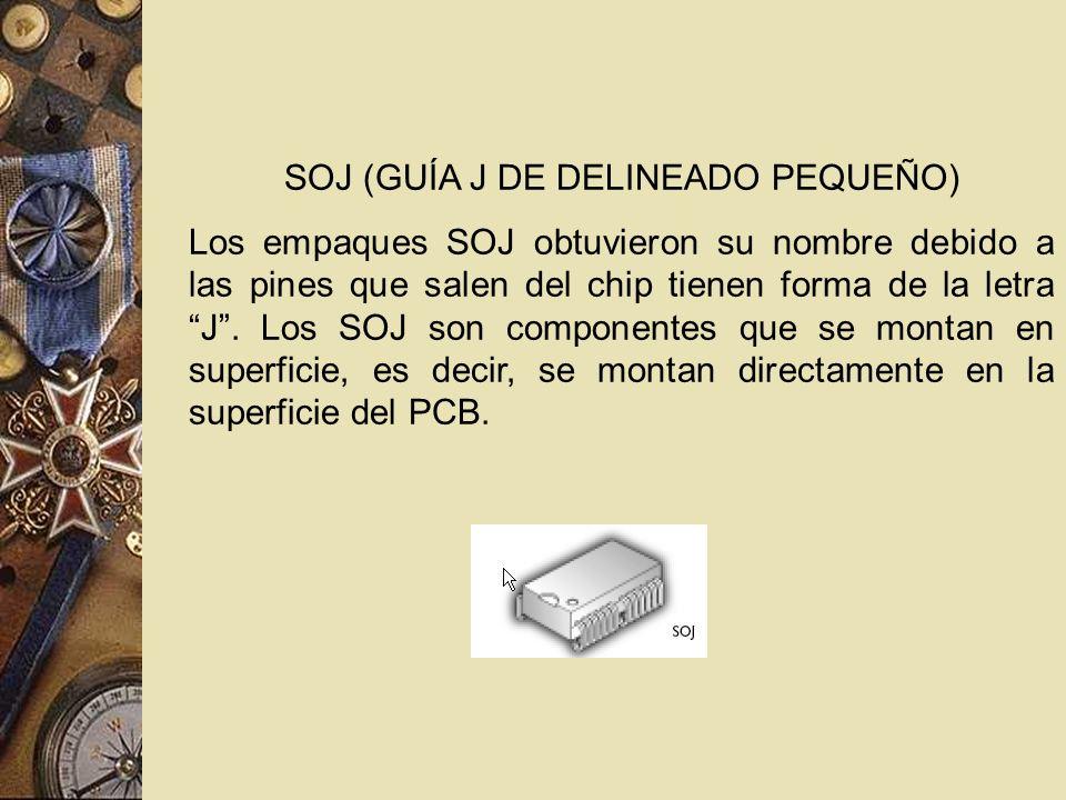SOJ (GUÍA J DE DELINEADO PEQUEÑO)