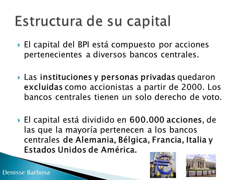 Estructura de su capital