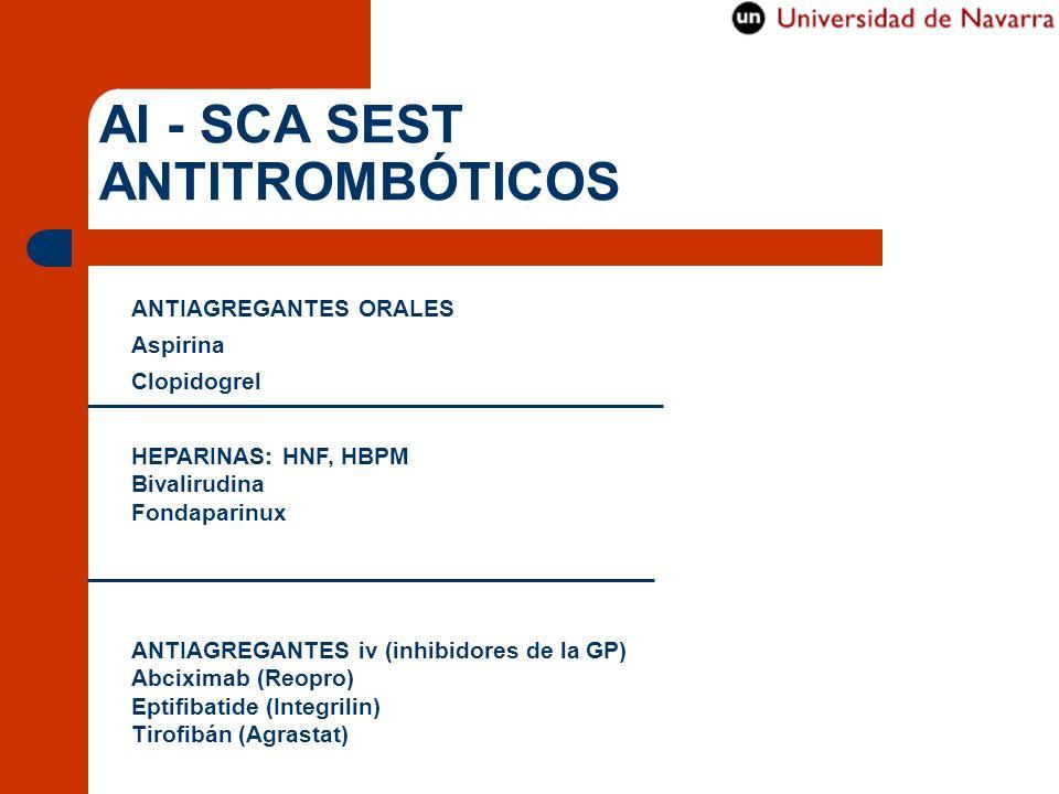 AI - SCA SEST ANTITROMBÓTICOS
