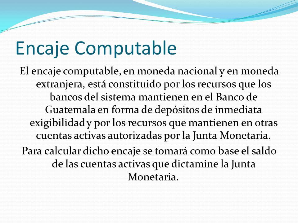 Encaje Computable