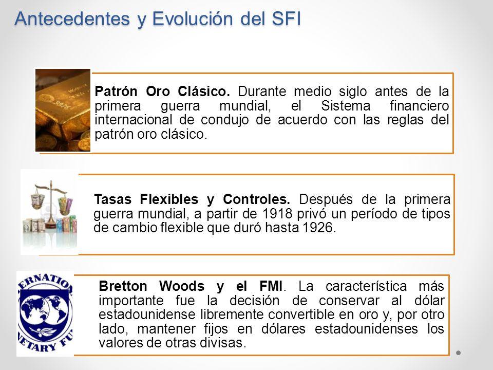 Antecedentes y Evolución del SFI
