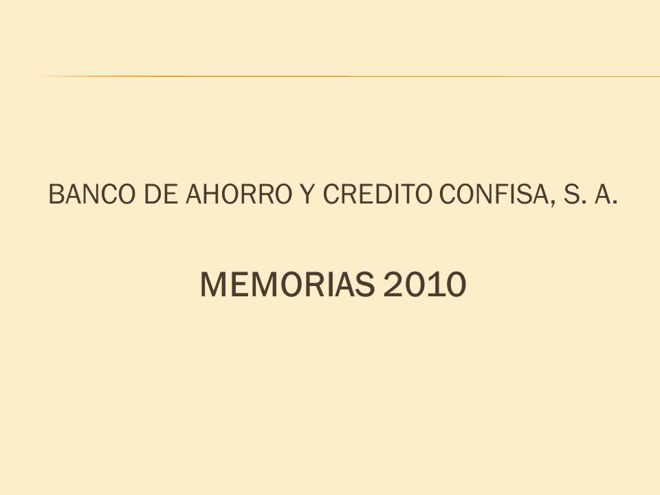 BANCO DE AHORRO Y CREDITO CONFISA, S. A.