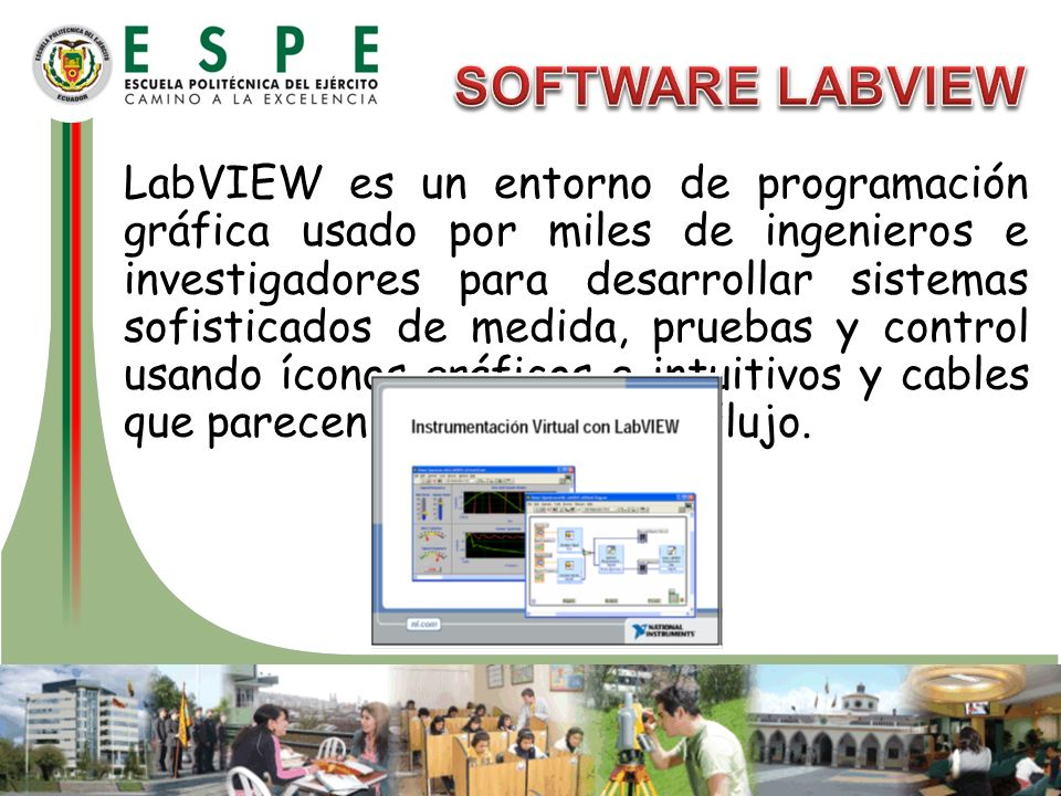 SOFTWARE LABVIEW