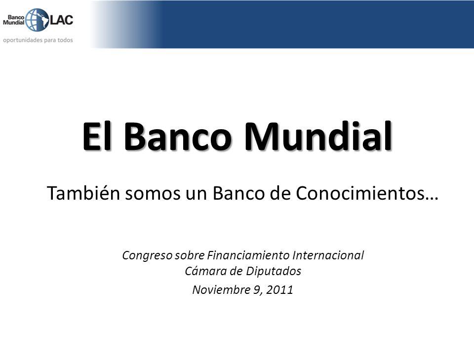 También somos un Banco de Conocimientos…