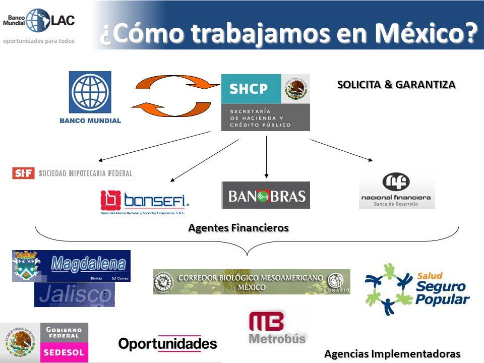 ¿Cómo trabajamos en México