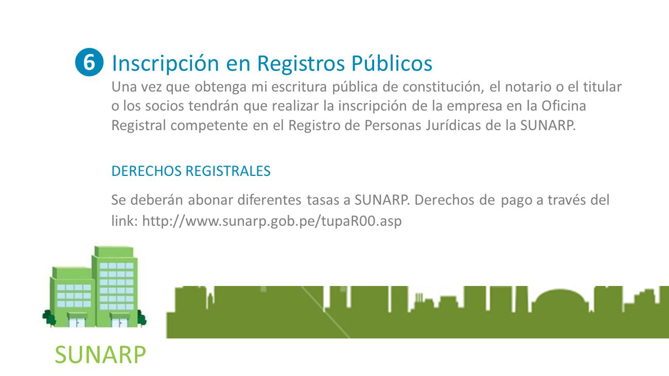 SUNARP NOTARIA BANCO ❻ Inscripción en Registros Públicos