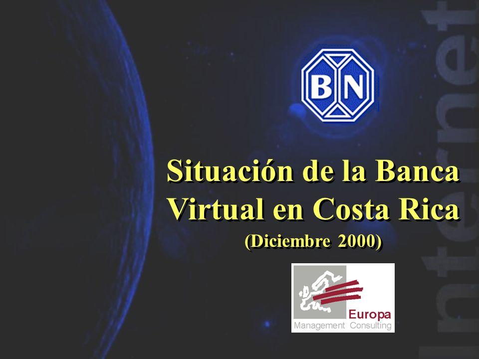 Situación de la Banca Virtual en Costa Rica