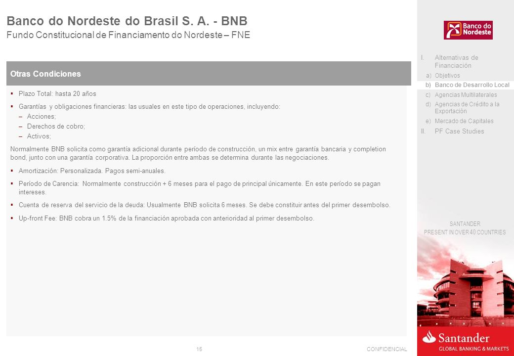 Banco do Nordeste do Brasil S. A. - BNB