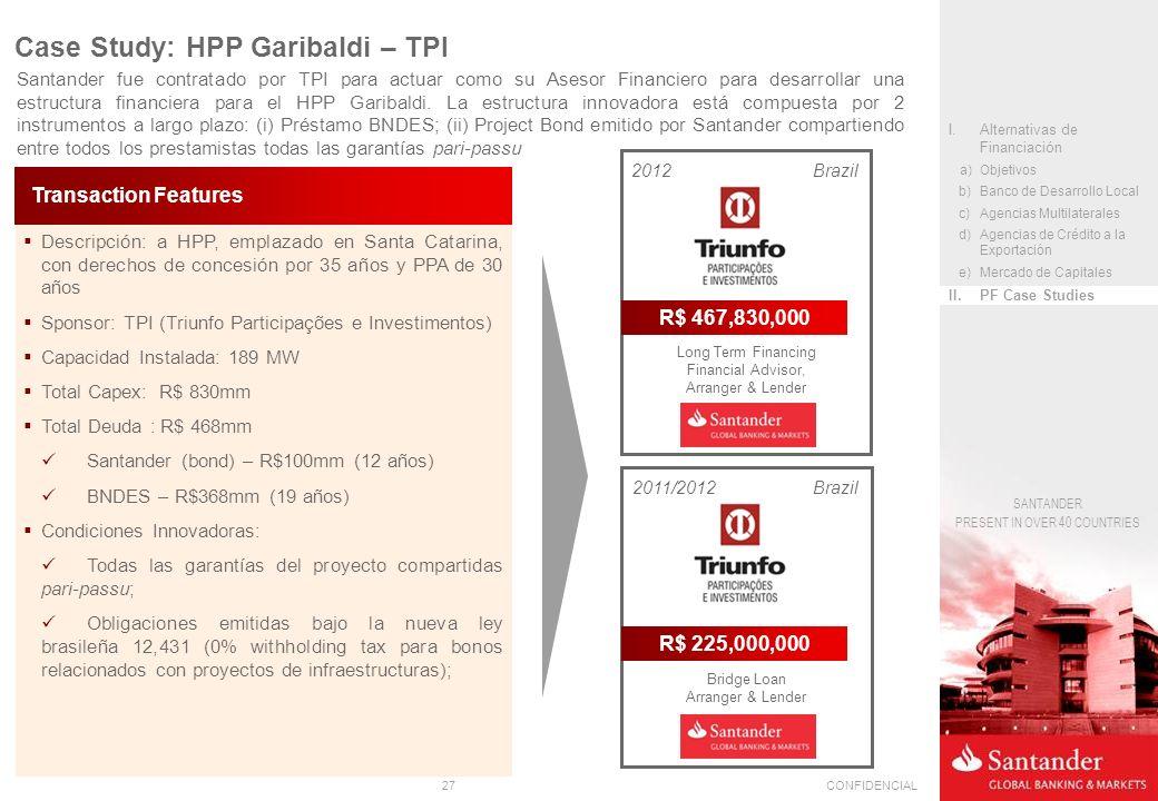 Case Study: HPP Garibaldi – TPI