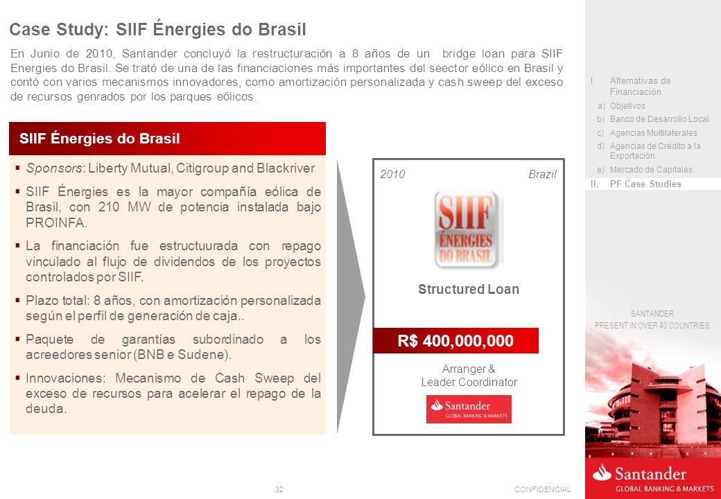 Case Study: SIIF Énergies do Brasil