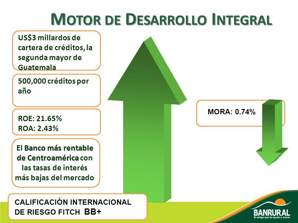 Motor de Desarrollo Integral