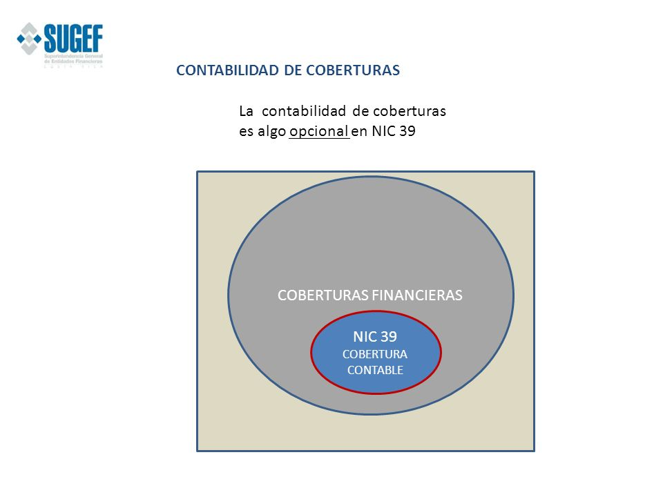COBERTURAS FINANCIERAS