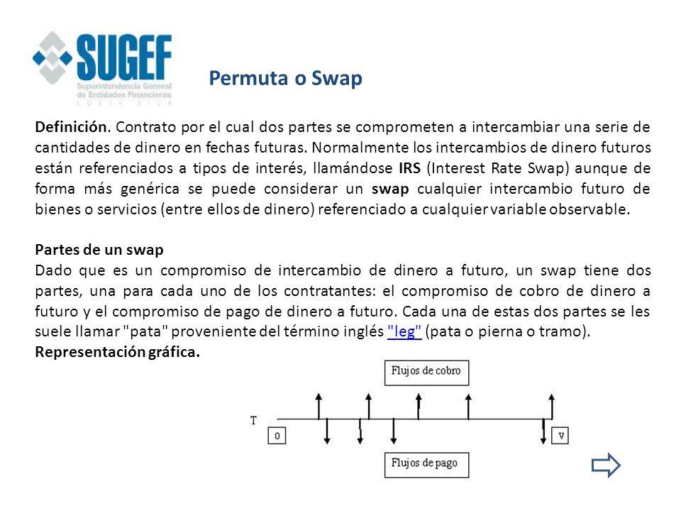 Permuta o Swap