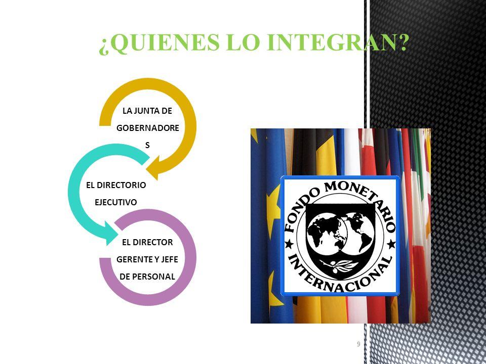 ¿QUIENES LO INTEGRAN EL DIRECTOR GERENTE Y JEFE DE PERSONAL