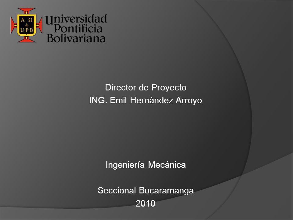 ING. Emil Hernández Arroyo