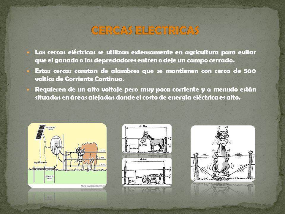 CERCAS ELECTRICAS