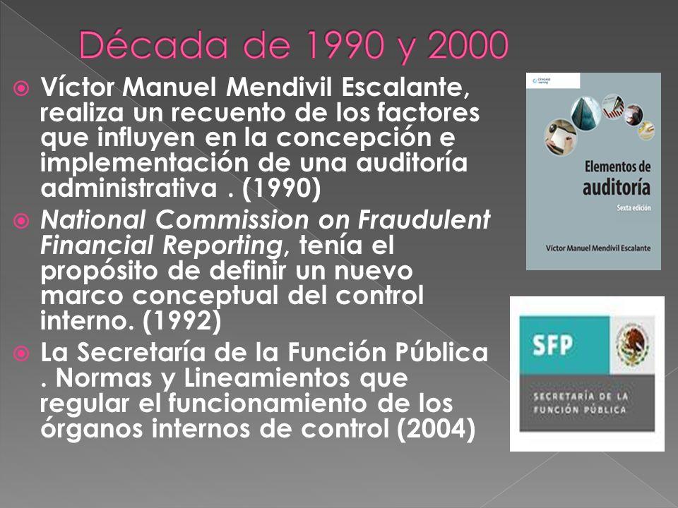 Década de 1990 y 2000