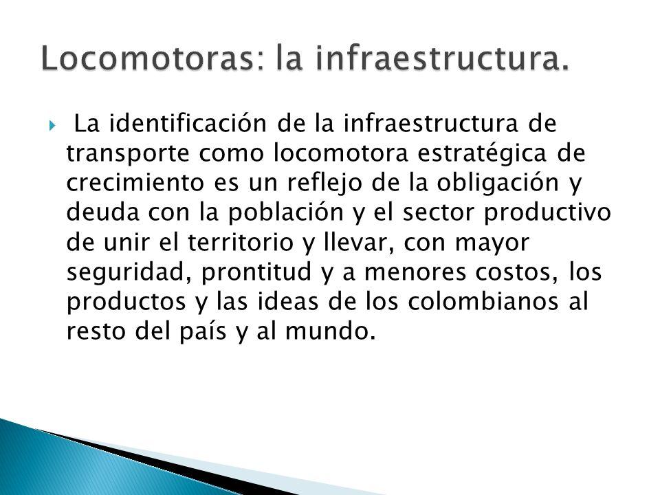 Locomotoras: la infraestructura.
