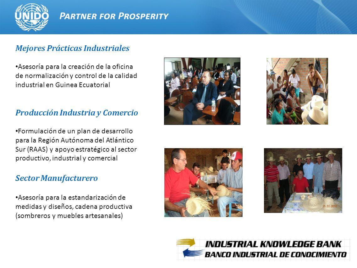 Mejores Prácticas Industriales