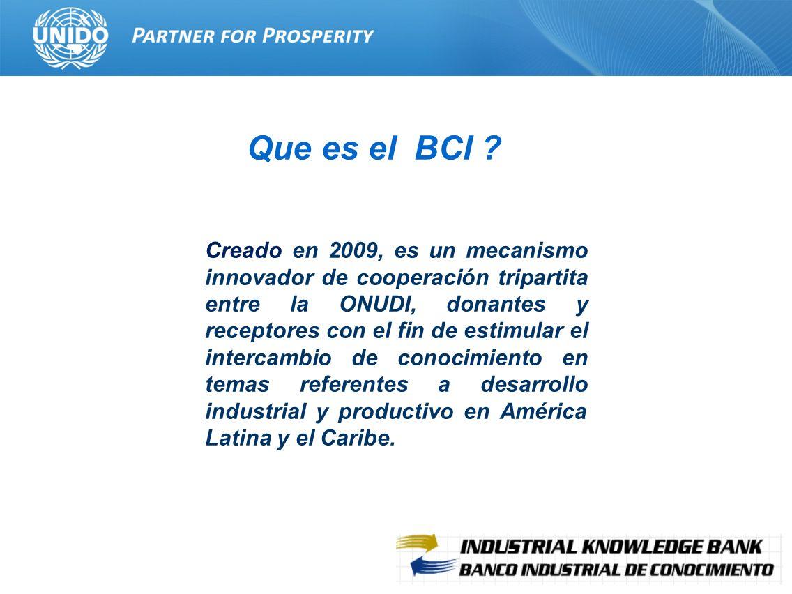Que es el BCI