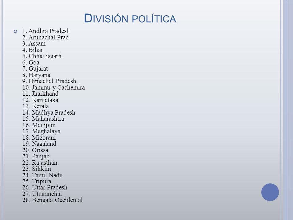 División política