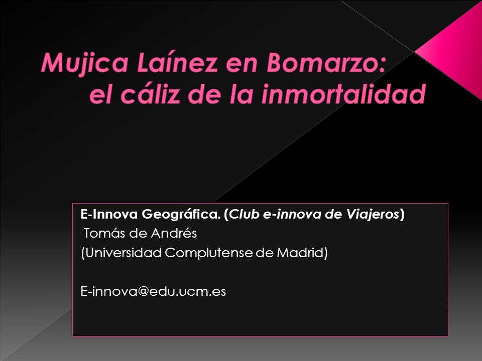 Mujica Laínez en Bomarzo: el cáliz de la inmortalidad