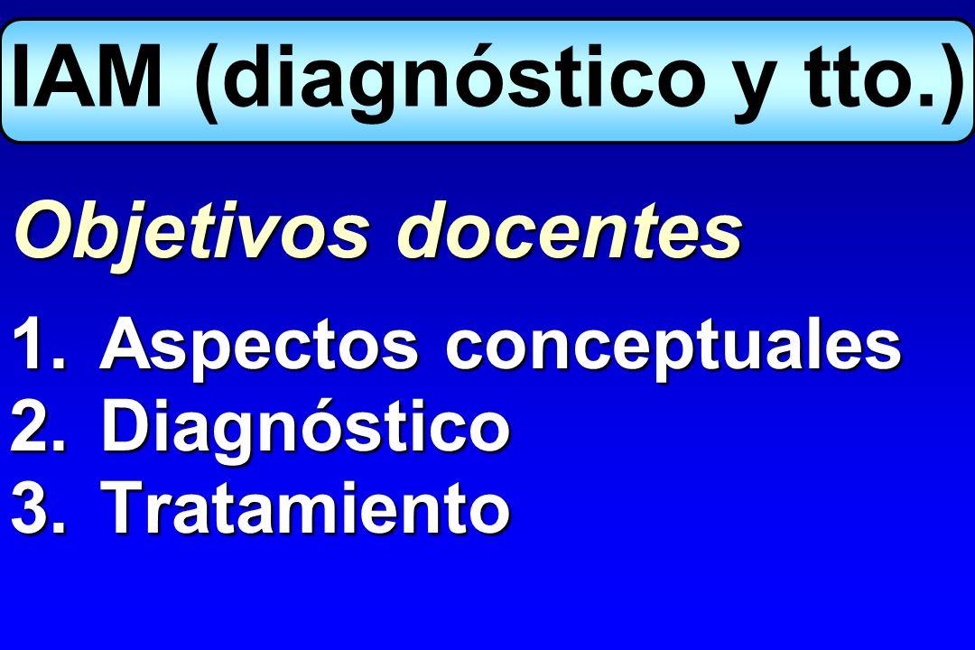 IAM (diagnóstico y tto.)