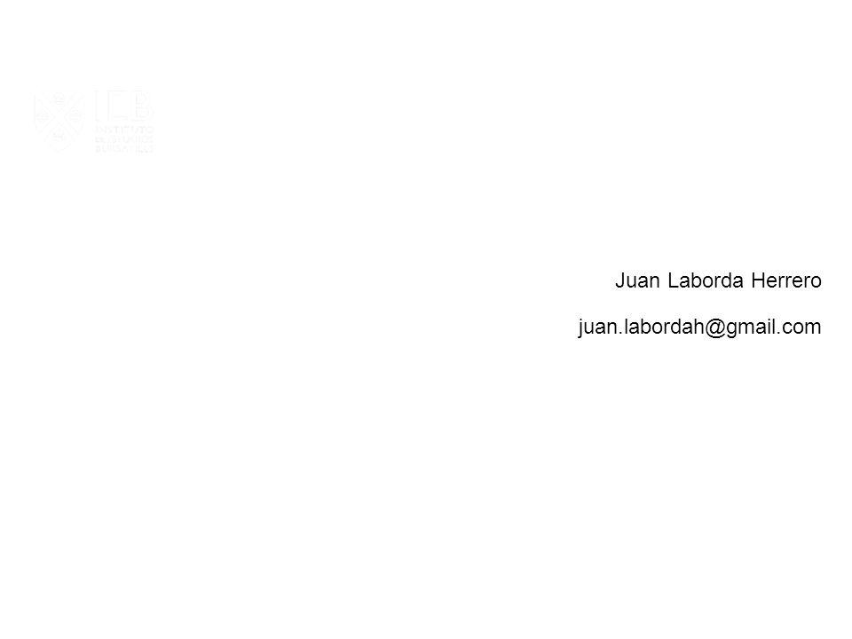 Juan Laborda Herrero juan.labordah@gmail.com 40