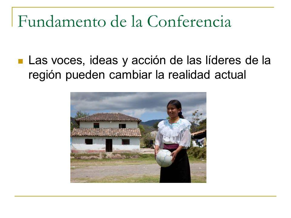 Fundamento de la Conferencia