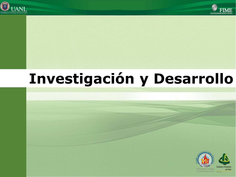 Investigación y Desarrollo
