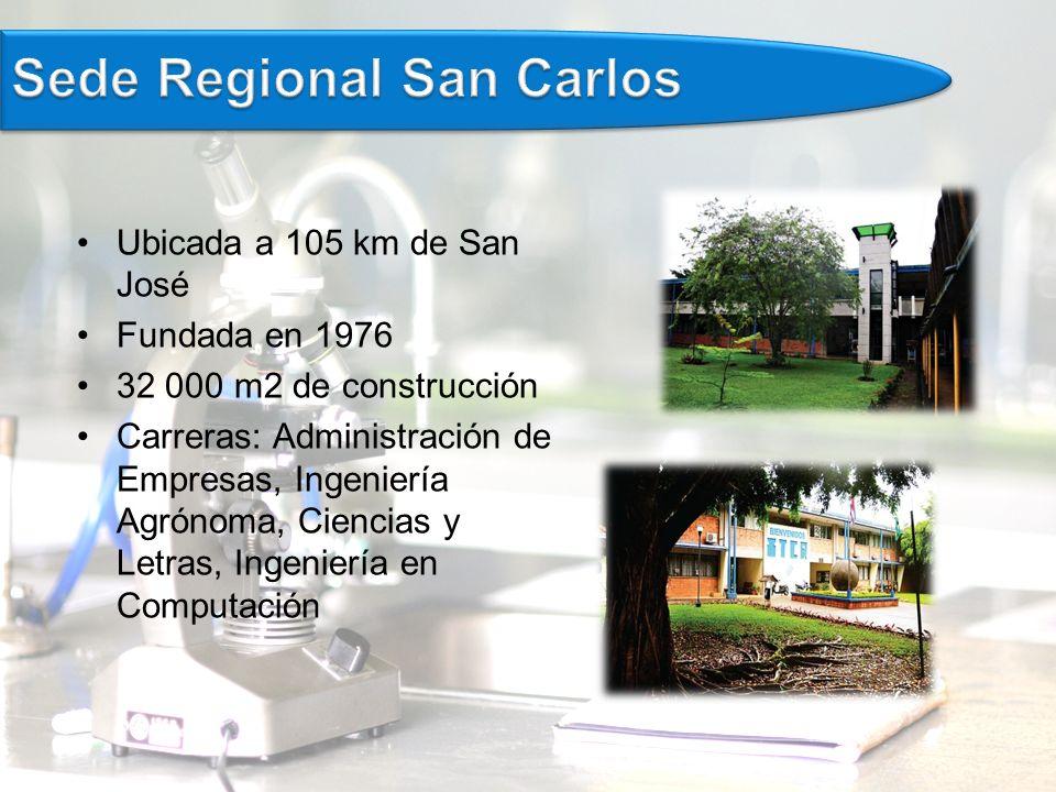 Sede Regional San Carlos