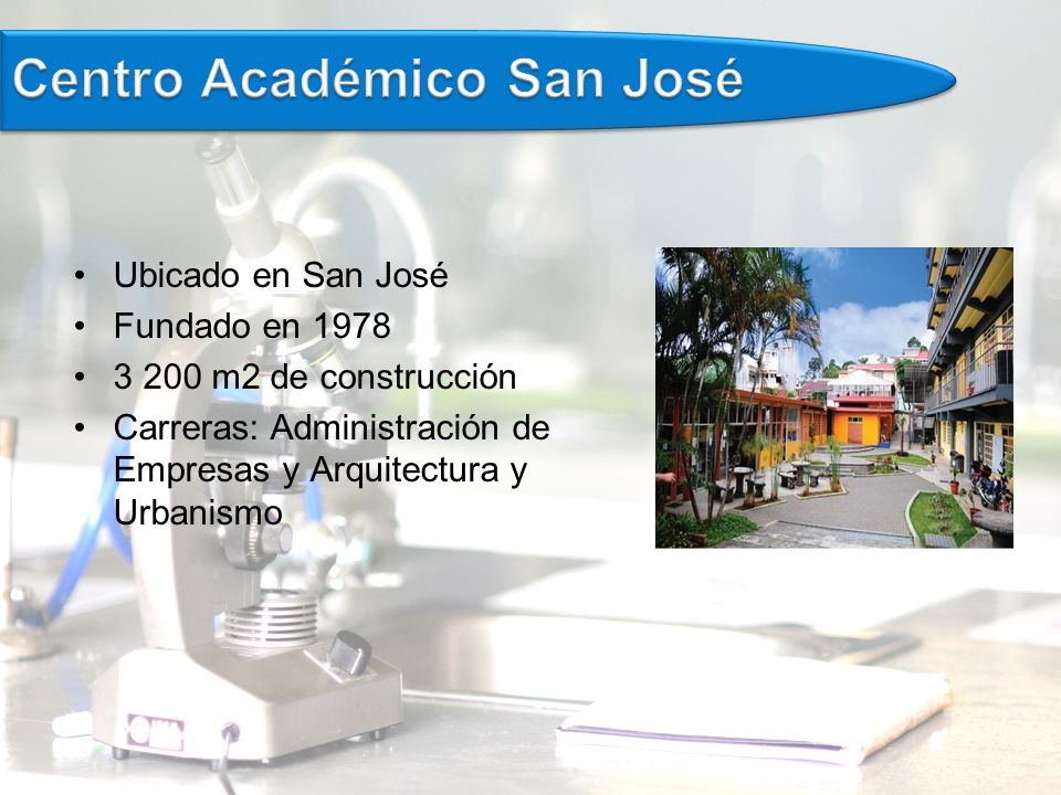 Centro Académico San José