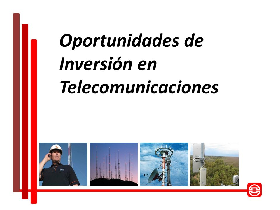 Oportunidades de Inversión en Telecomunicaciones