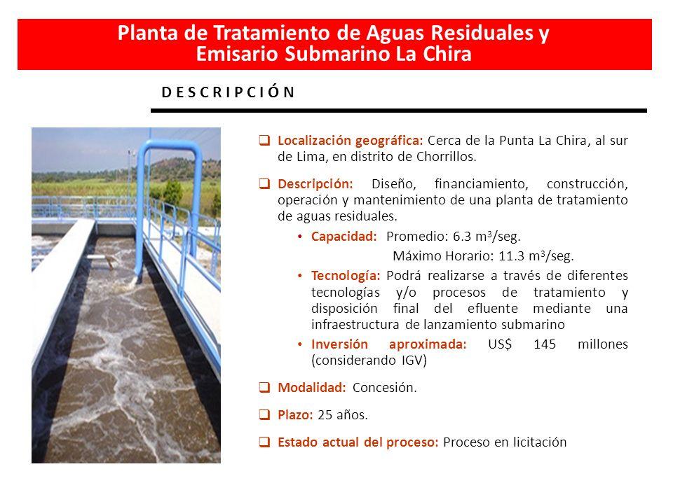 Planta de Tratamiento de Aguas Residuales y