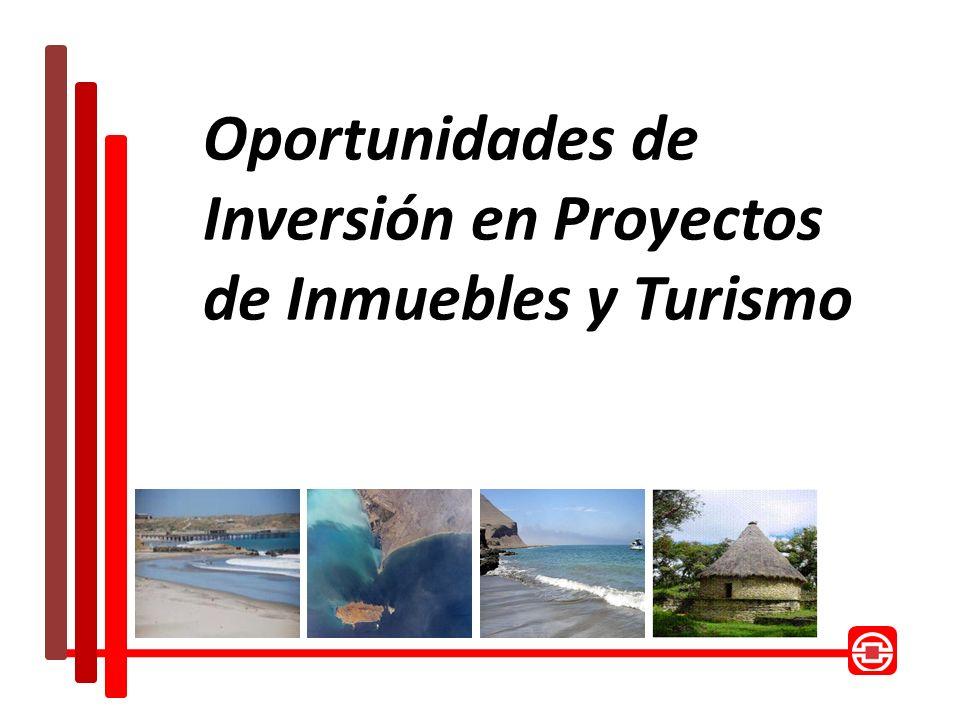 Oportunidades de Inversión en Proyectos de Inmuebles y Turismo