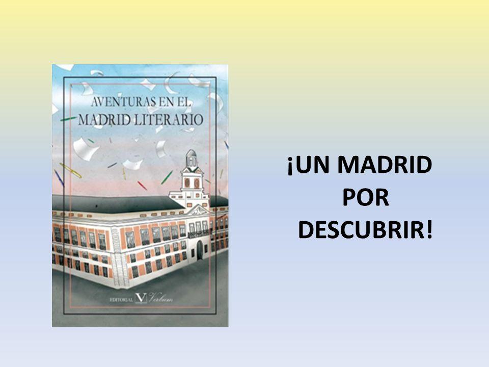 ¡UN MADRID POR DESCUBRIR!