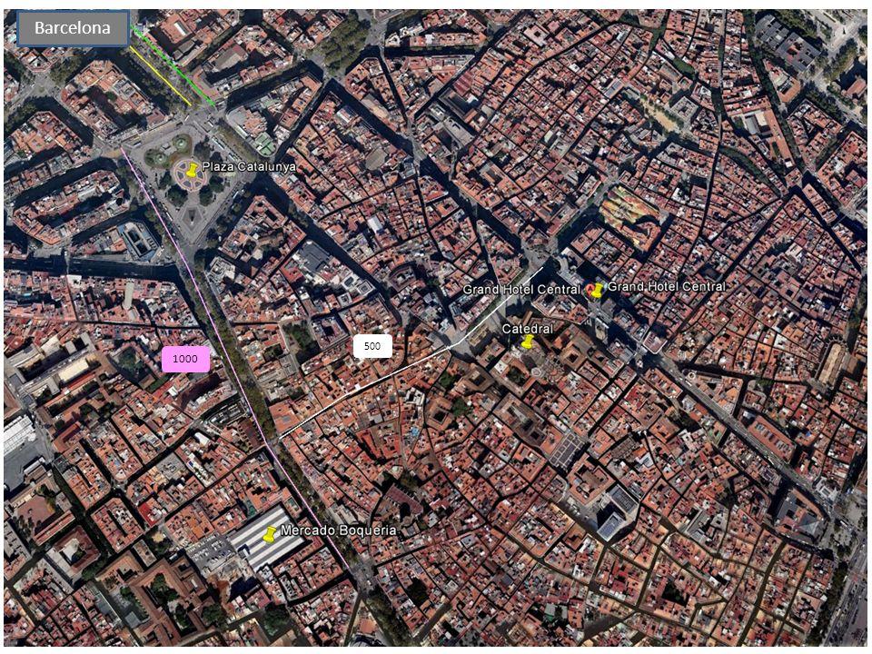 Barcelona 500 1000