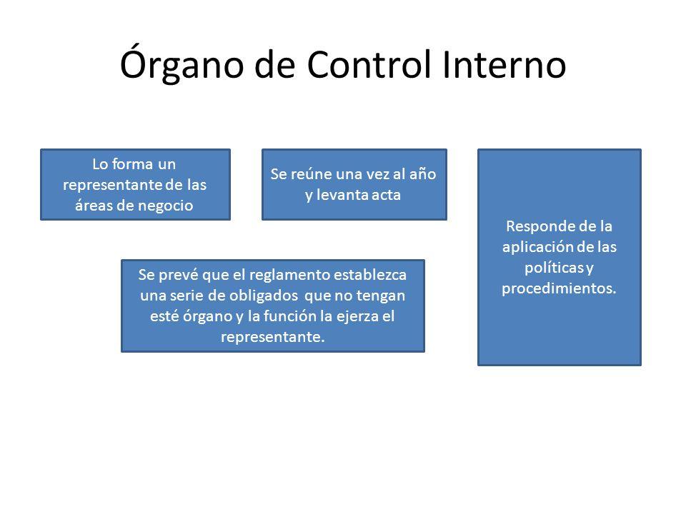 Órgano de Control Interno