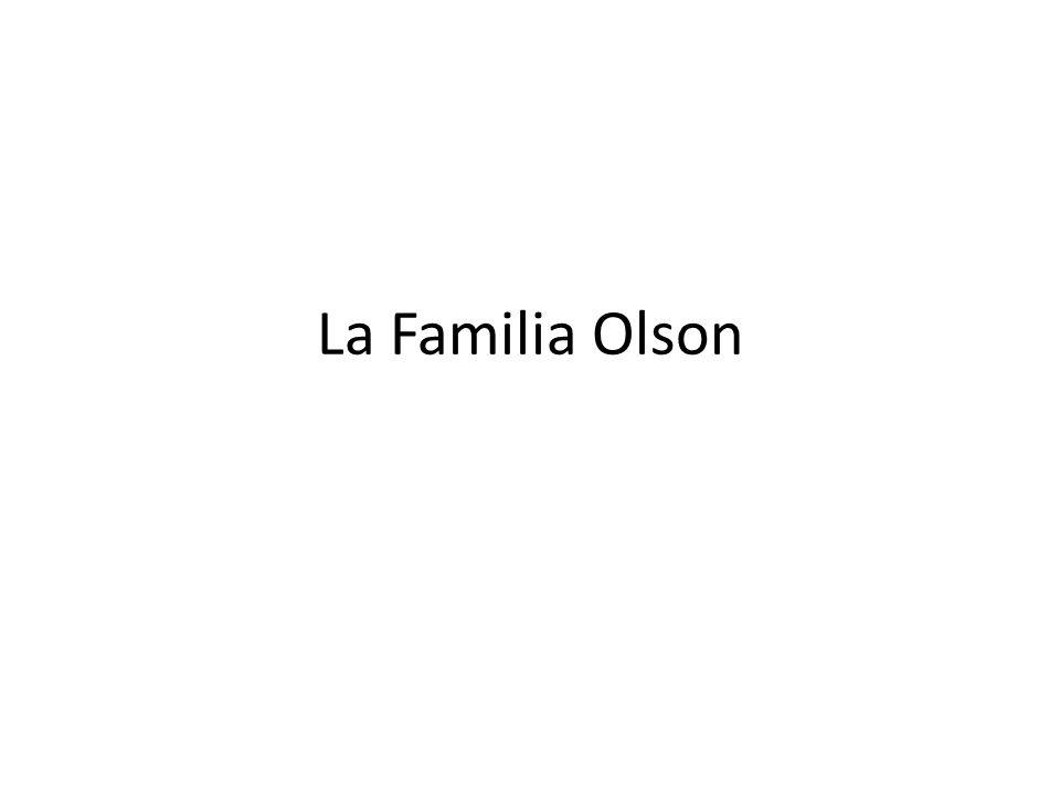 La Familia Olson