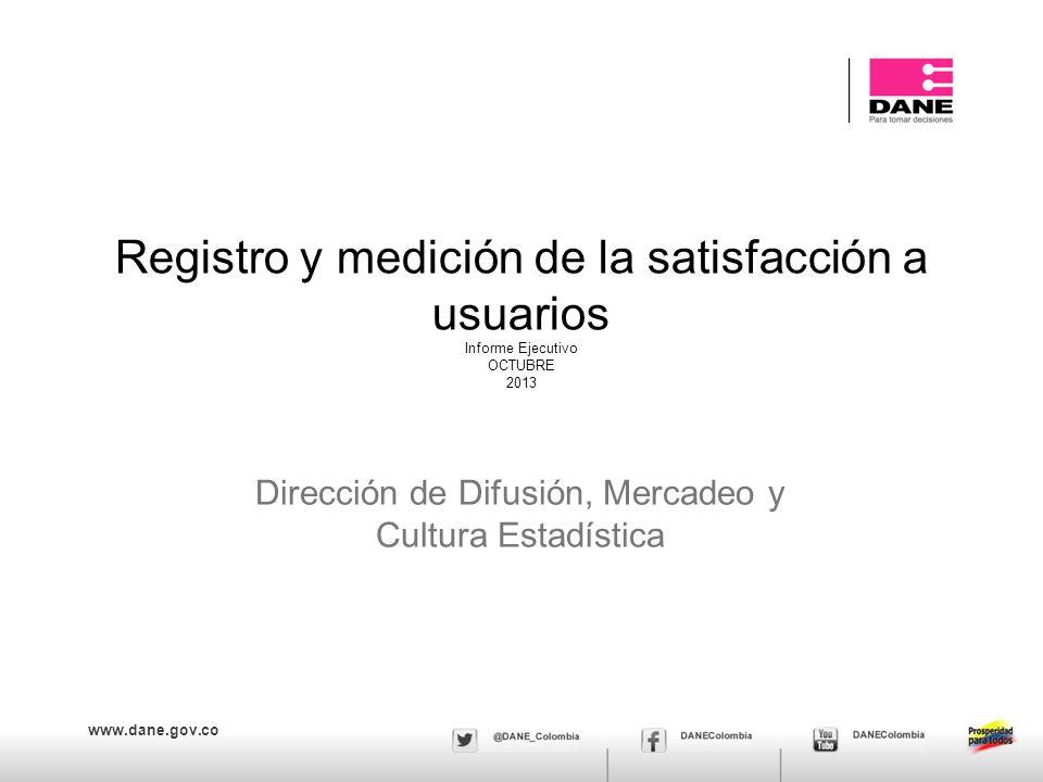 Dirección de Difusión, Mercadeo y Cultura Estadística