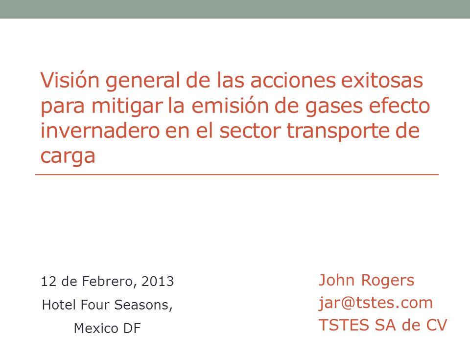 John Rogers jar@tstes.com TSTES SA de CV