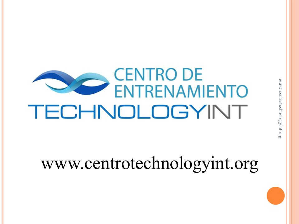 www.centrotechnologyint.org www.centrotechnologyint.org
